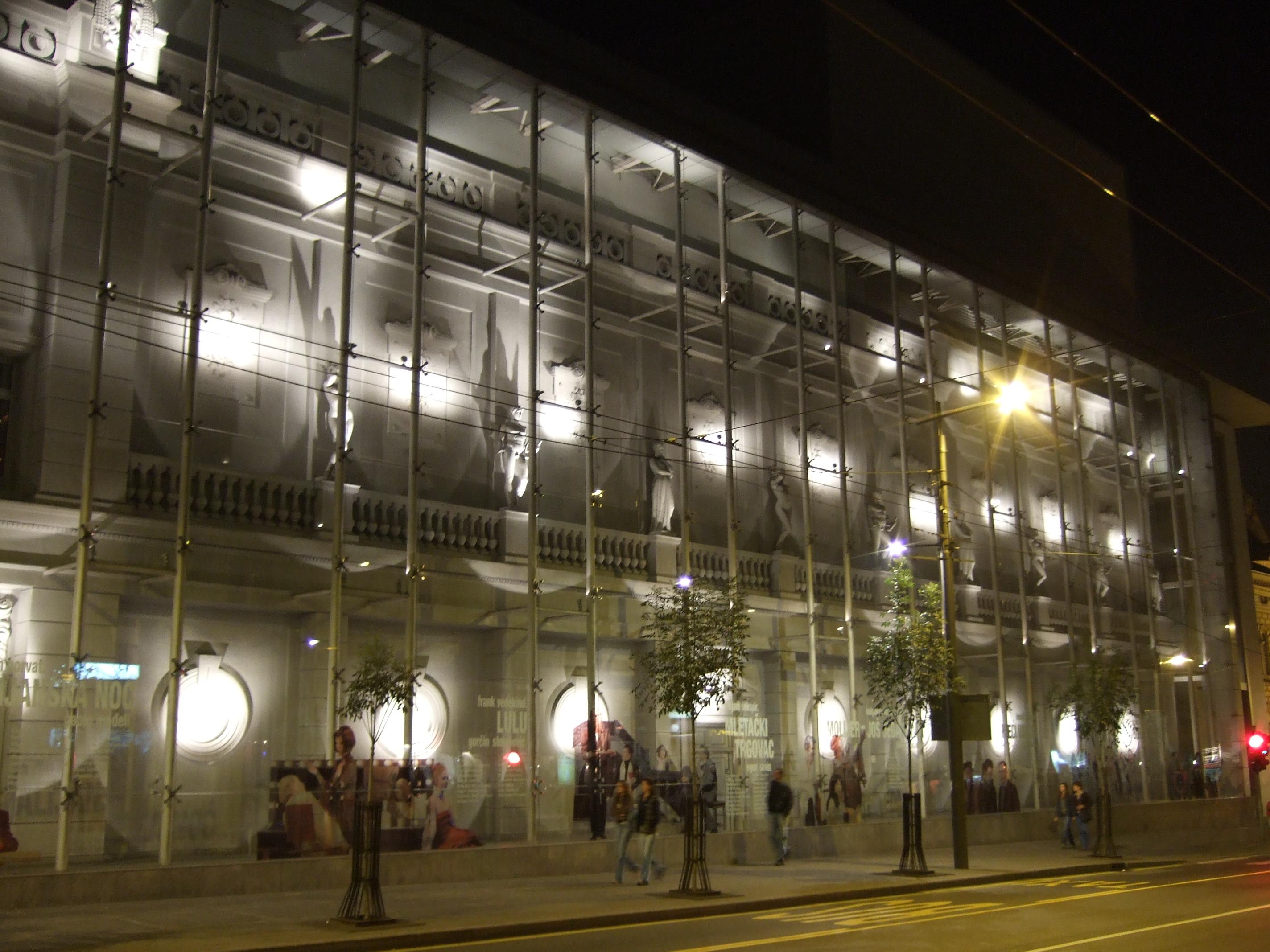 Zgrada JDP izabrana za najlepšu zgradu u Beogradu u poslednjih 25 godina
